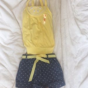💛Brand New Never Worn 2 piece girls outfit💛